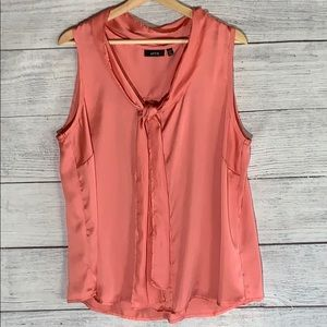 APT. 9 coral blouse - size 1x